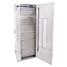 30 shelves Pollen dryer and warming cabinet - Stainless steel