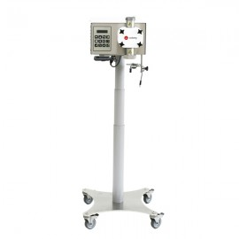 Floor stand for DAM 2000+ electrically adjustable